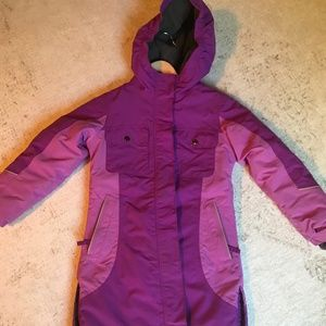 Lands' End *LIKE NEW* Girls Squall Winter Parka